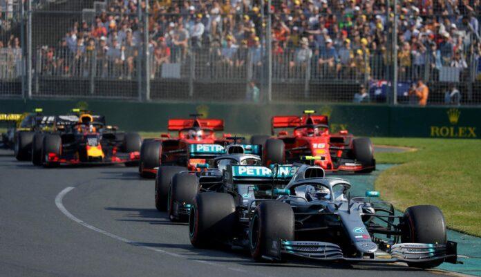 Formula1-kilpailu