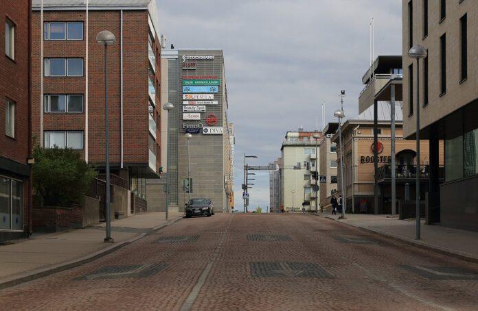 Oulu-Saaristonkatu-Wikimedia-Commons
