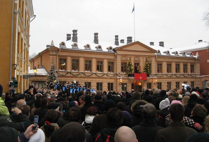 joulurauhan-julistus-2009-turku-vanha-suurtori