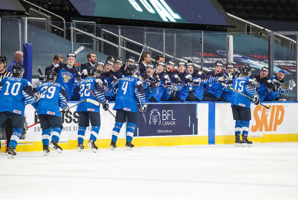 Suomen U20 Jääkiekkomaajoukkue 2021