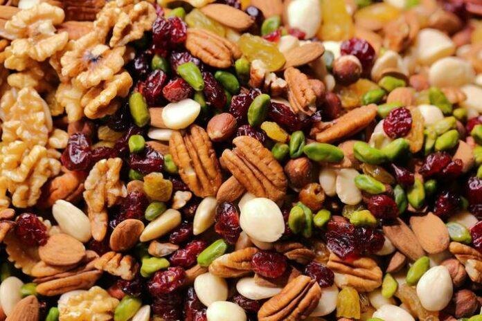 pähkinäsekoitus
