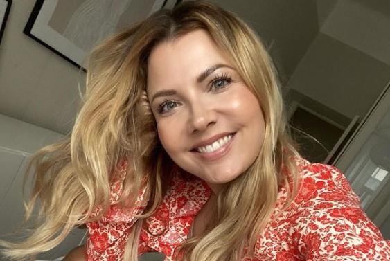 Jenni Alexandrovan Instagram -selfie
